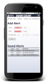 Occupancy-Alert-Add-Alert-350 (Safely) Reopen Retail! DM Launches Occupancy Alerting App