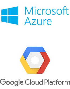 microsoft-azure-google-cloud-platform