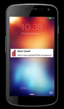 Occupancy-Alert-Alert-350 (Safely) Reopen Retail! DM Launches Occupancy Alerting App